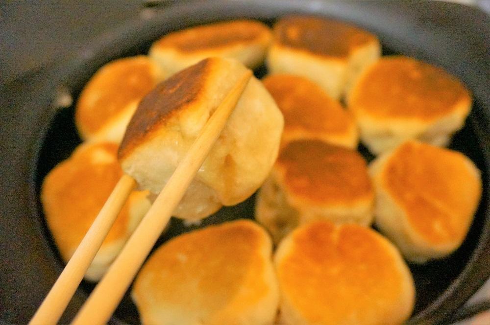 【オーブンいらず】南部鉄器のオイルパンでパンを焼いたらもっちもち