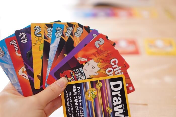 心理戦を鍛えるおすすめカードゲーム【エレメンタル】でガチンコ対決