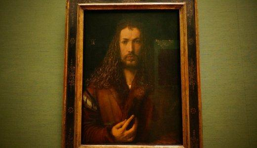 ミュンヘンの美術館アルテピナコテークならあの名画を1ユーロで鑑賞できる