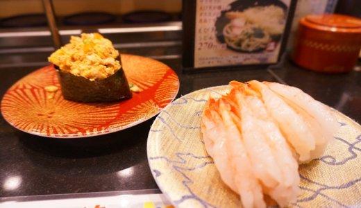 安い!うまい!札幌の回転寿司<なごやか亭>