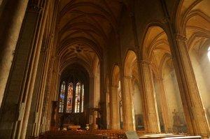 ディジョンのシンボルノートルダム・ド・ディジョン教会