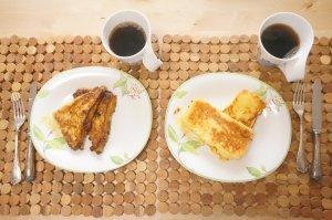 ホテルニューオータニ大阪とホテルークラのフレンチトーストのレシピを作って食べ比べしてみました!