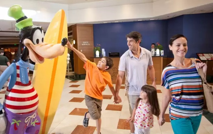 アナハイム観光:ディズニーからの距離別おすすめホテル8選