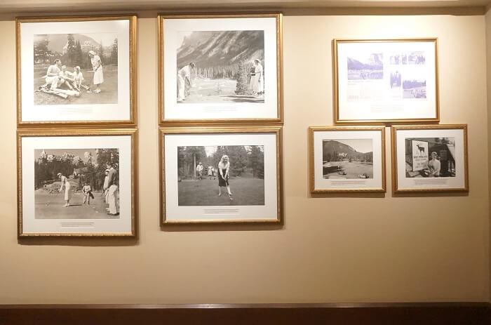 バンフスプリングスホテルに滞在した著名人のなかにはあのハリウッドの大女優・マリリンモンローも。