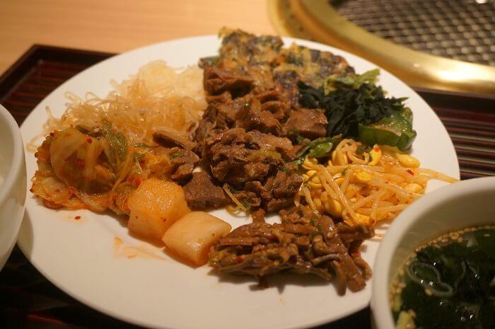 多彩な韓国料理に舌鼓@赤坂の天壇