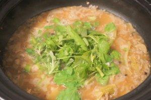 これ一品で、30品目コンプリート!牡蠣鍋×七草粥