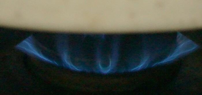 火加減は強火!
