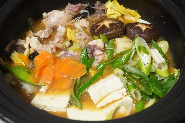 家で簡単!あんこう鍋の作り方。