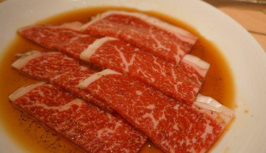土日もやってる赤坂ランチ!出汁で食べる天壇の焼肉はコスパ最強