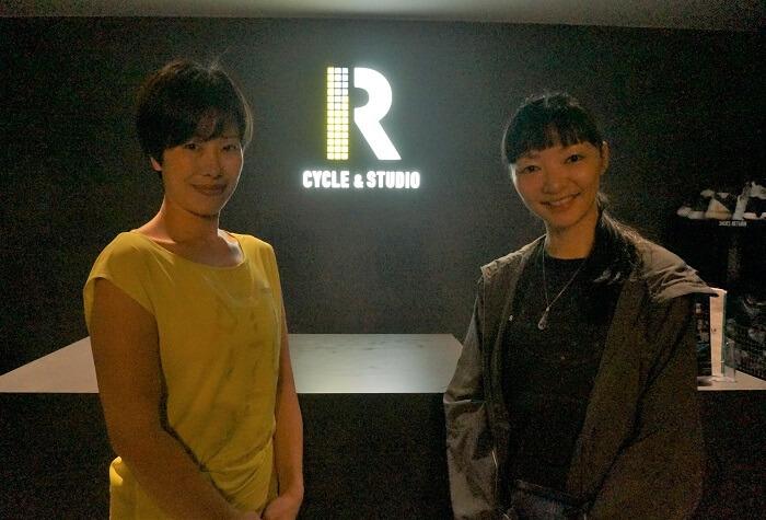 渋谷の<CYCLE & STUDIO R(サイクルアンドスタジオアール)>にいってきた実際の口コミです。2020年は筋力をつけよう!運動音痴な私でもカッコよく自転車を乗りこなせるの?!