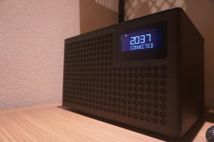 Bluetoothで音楽を!Geneva(ジェネバ)のワイヤレススピーカー。
