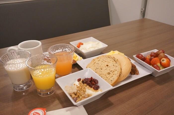 HyattPlaceCalgaryAirportの朝食!
