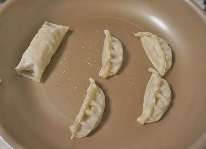 冷凍餃子もくっつかない☆<evercook α>を1年使い続けた感想
