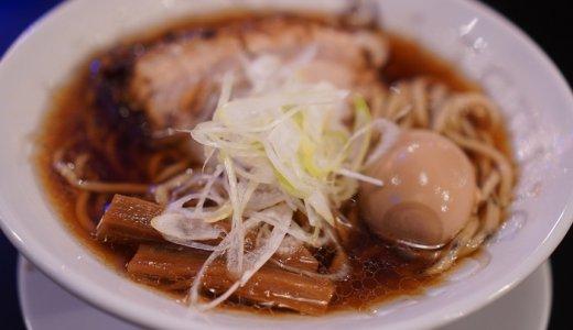 極厚煮豚と極太メンマがおいしいラーメン屋<人類みな麺類Red>@赤坂