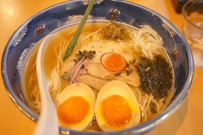 のどぐろのお出汁が絶品♡赤坂の美味しいラーメン屋さん<なかご>