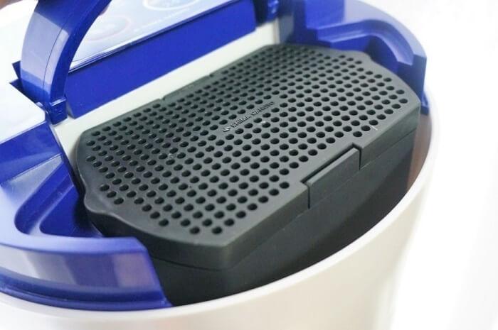 竹炭の脱臭!生ごみ処理機の効果を検証レポ。