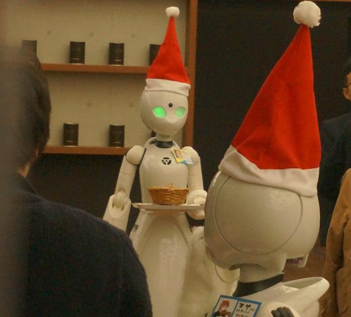 新しい働き方へつながる<分身ロボットカフェDAWN ver.Β>@日本財団