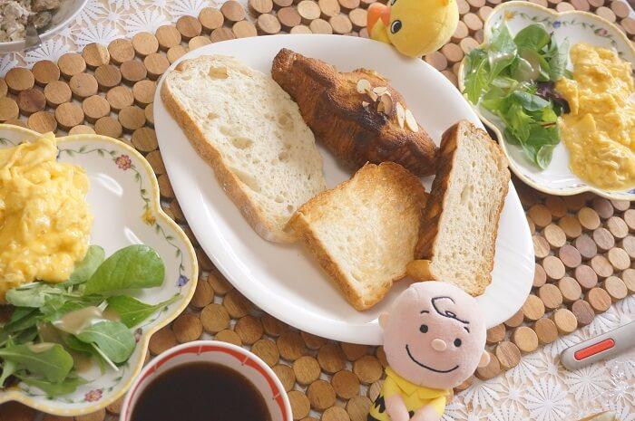 朝食が楽しくなる!東京でおいしいパンをテイクアウト。