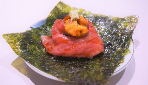 銀座焼肉♡米沢牛の熟成肉をオシャレに食べ比べ@Salon de AgingBeef
