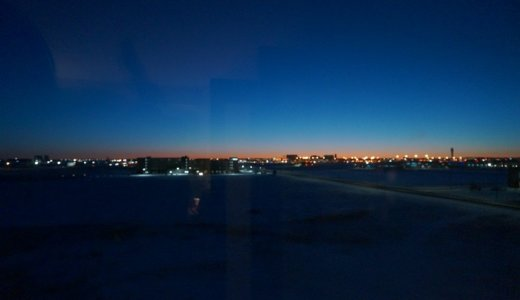 星屑のような日常とある日の夜明け