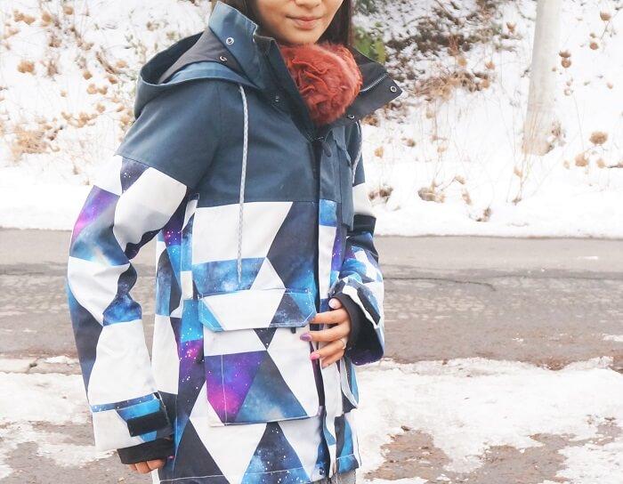 X-JAM高井富士から徒歩2分スキー&スノボレンタルショップ<Ash-u>はSサイズも充実。