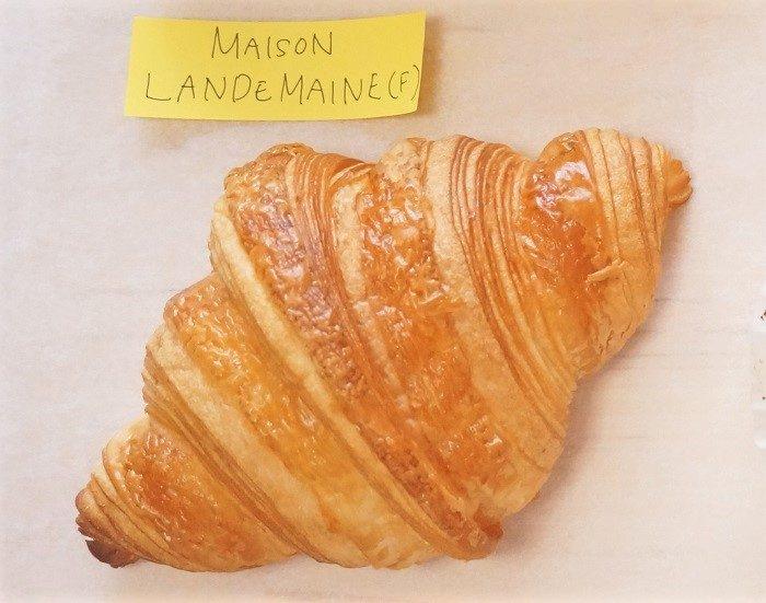 メゾン・ランドゥメンヌ(Maison Landemaine)のフランセ(フランス版)クロワッサン|東京の行列パン屋8選!クロワッサンおすすめ店はココ