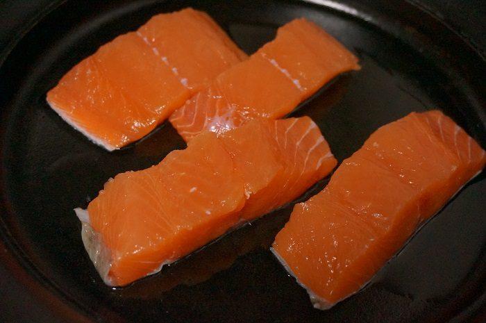 秋鮭が旬で安くておいしいよ|しょうゆの実と旬の秋鮭のちゃんちゃん焼きレシピ