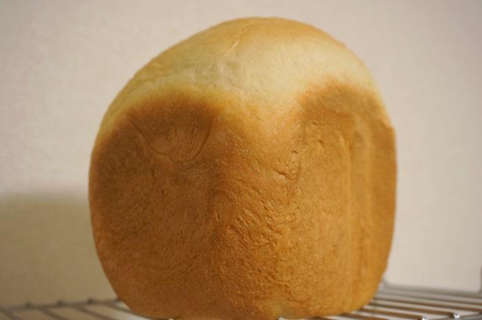 【HBの早焼きレシピ】白神こだまドライ×甘酒入りのもっちり食パン