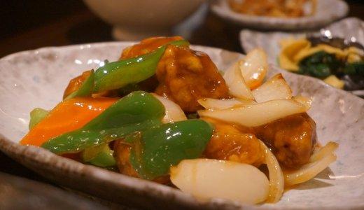 赤坂のおいしい中華ランチ【中国名菜露天】全品デザート付きで超お得