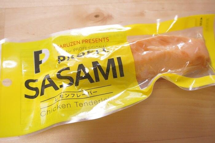 保存料や発色剤不使用!安心の丸善 PROFIT SaSami (プロフィット) 国産鶏SASAMI ささみ。