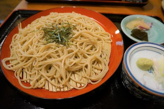 湯めぐり手形を片手に!黒川温泉のおすすめランチ「蕎麦龍」