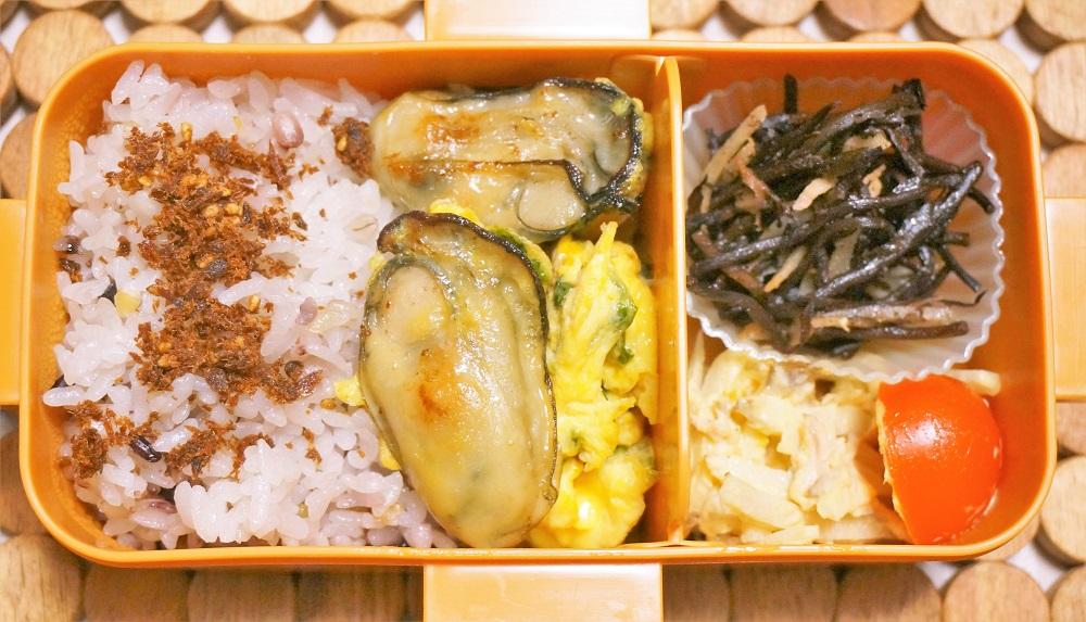 【お弁当】新年度もお弁当を手作りして体調管理をサポート
