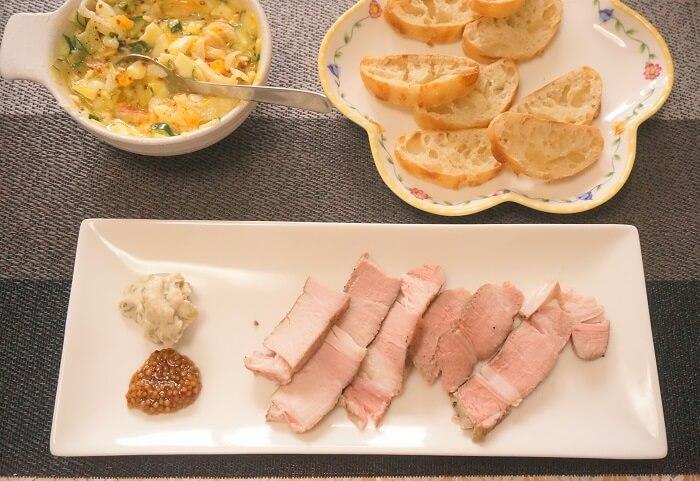 休日のブランチに最適!簡単おうちご飯レシピ。