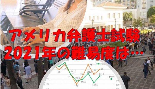 小室圭氏も受験した2021年7月のアメリカ司法試験の難易度を分析