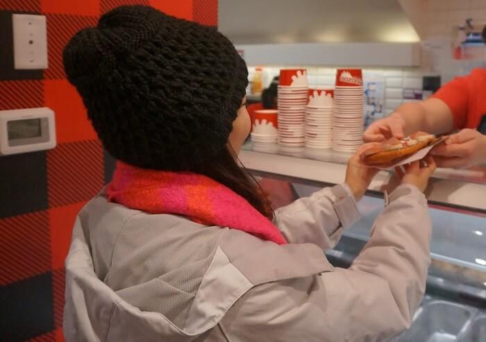 カナダ旅行で食べたいスイーツ!おすすめのビーバーテイルズに行ってみた。