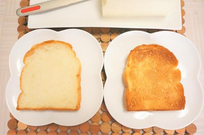 <Spread THAT!(スプレッド ザット)>のバターナイフでトーストと生の食パンに塗ってみた