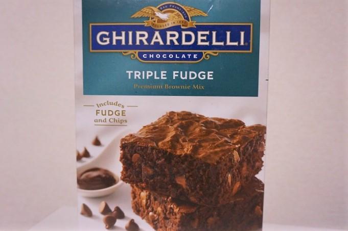 アメリカで買いたい自分用のお土産♪ギラデリのブラウニーミックス「トリプルファッジ」が超便利