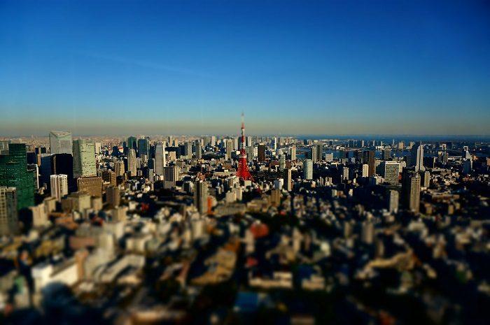 美しき東京の景色