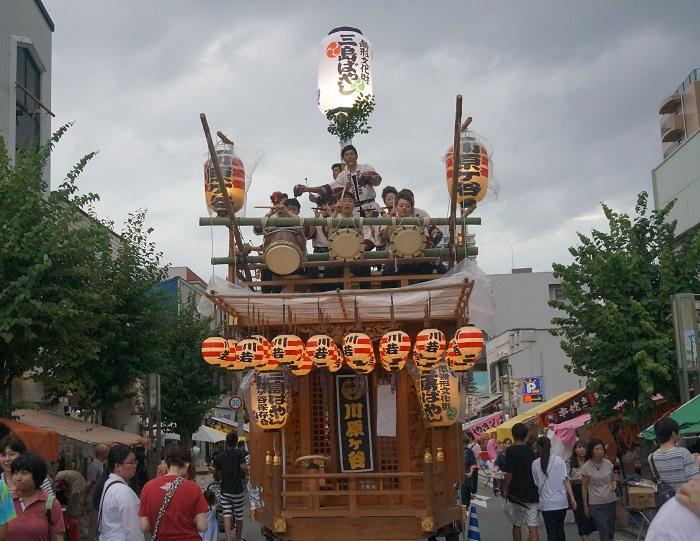 三島:夏の大祭り!源頼朝ゆかりのパワースポット三嶋大社の見どころ