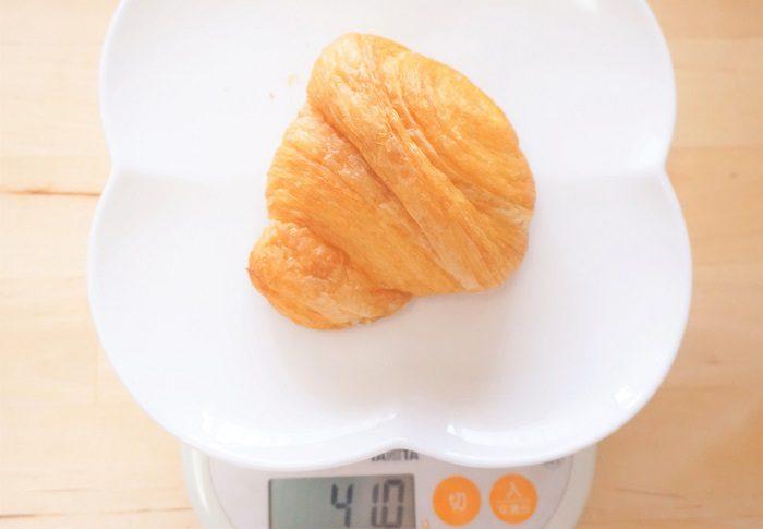 小振りながらも軽やかな味わい!365日のクロワッサンの重さは?|東京の行列パン屋8選!クロワッサンおすすめ店はココ