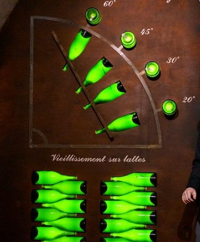 シャンパンの製造工程を見学コルドンルージュの美味しさの秘密とは?|<G.H. Mumm>のシャンパンカーヴツアー(DARE THE MUMM EXPERIENCE)に参加