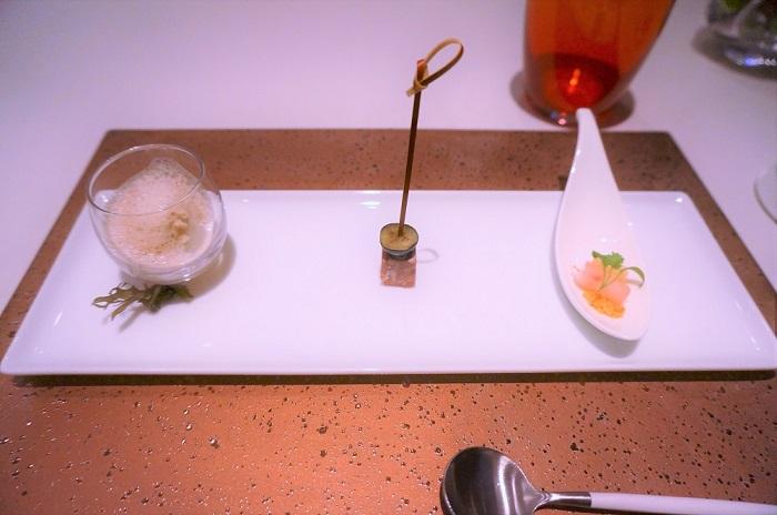乃木坂の高級フレンチレストランFEU 料理長・宮内シェフが織りなす美しいお料理