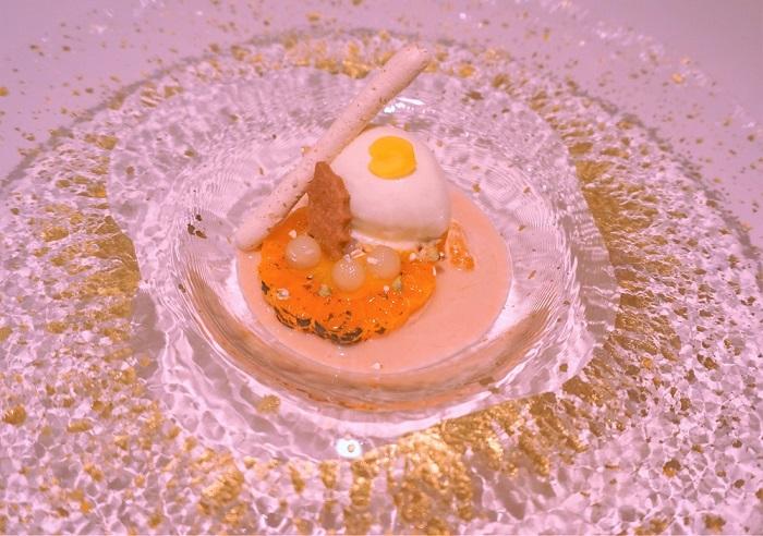 乃木坂の高級フレンチレストランFEU 料理長・宮内シェフが織りなす極上