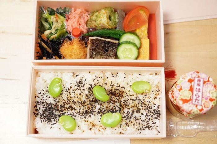 政治家ご用達!料亭「赤坂はらだ」のランチのお弁当1500円実食レポ