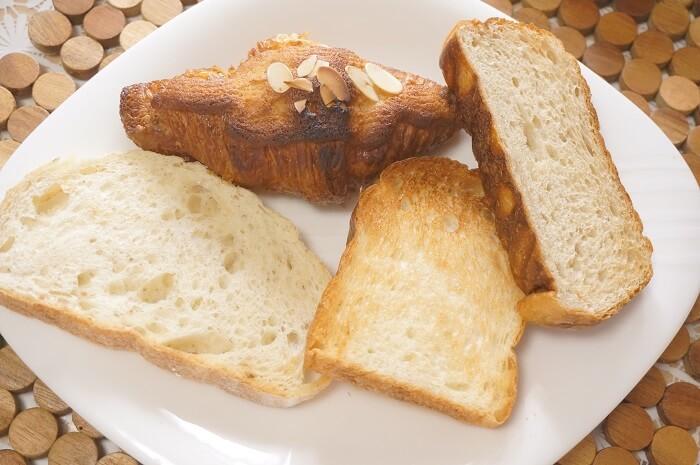 ハード系のパンが人気の広尾のBURDIGALA。
