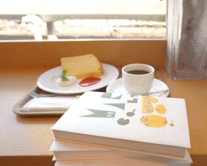 都内の大きい本屋さん!オアゾの丸善が快適。カフェでは美味しいシフォンケーキも♡