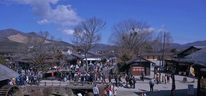富士山のパワーを感じる忍野八海観光!