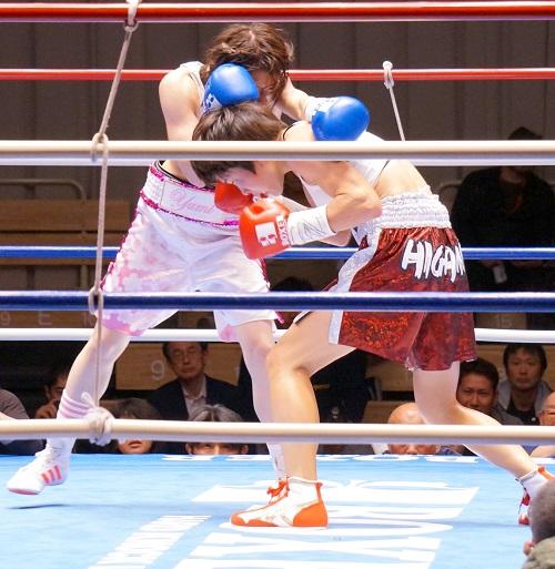 <DANGAN>初めての女子ボクシング観戦 in 後楽園ホール