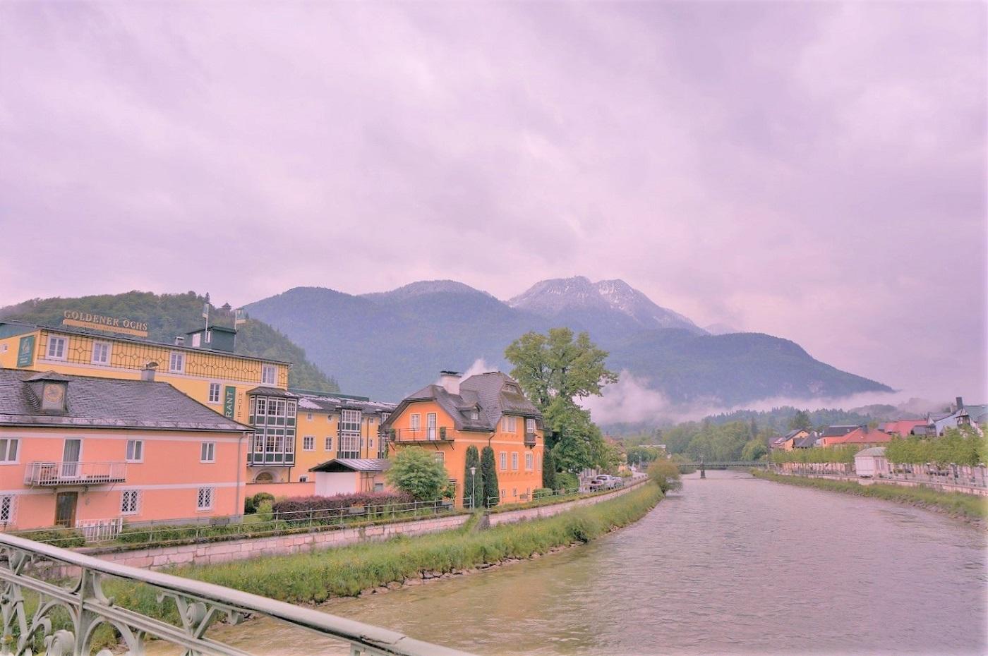 ハルシュタット観光の拠点に!オーストリアの温泉街バートイシュル