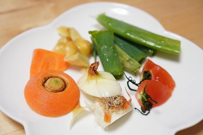 くず野菜でベジブロスを上手に活用!